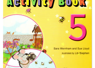 Photo of Jolly Phonics  Activity Book 5 جولي فونيكس
