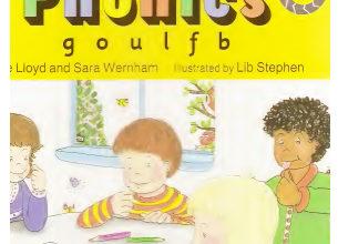 صورة Jolly Phonics  finger Book 3 جولي فونيكس