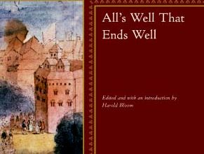 Photo of All's Well That Ends Well (Bloom's Shakespeare Through the Ages)