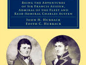 Photo of Jane Austen's Sailor Brothers
