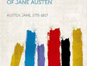 Photo of The Complete Project Gutenberg Works of Jane Austen