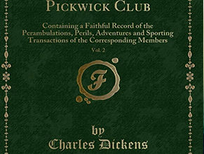 Photo of The Posthumous Papers of the Pickwick Club-v1
