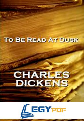 صورة To Be Read At Dusk