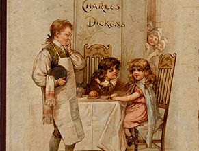 Photo of Charles Dickens' Children Stories