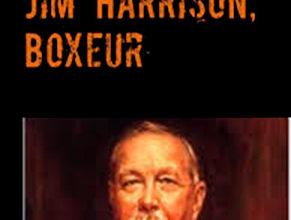 Photo of Jim Harrison boxeur