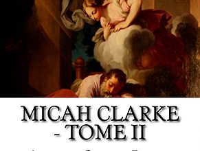 Photo of Micah Clarke Tome II
