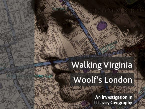 Photo of Walking Virginia Woolf's London An Investigation in Literary Geography