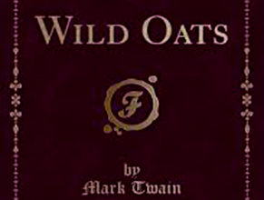 Photo of Editorial Wild Oats
