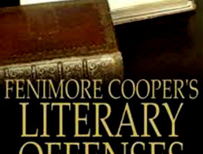 Photo of Fenimore Cooper's Literary Offences
